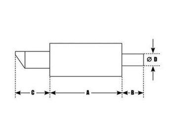 Invidia GT300-Ti Universal Schalldämpfer 2,5 Zoll...