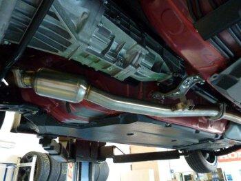 Invidia Circuitsports Downpipe inkl.Kat 200cpi Toyota...