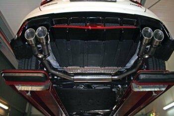 Honda Civic Type R FK2 15- Bastuck ESD li/re 2x100 mm...