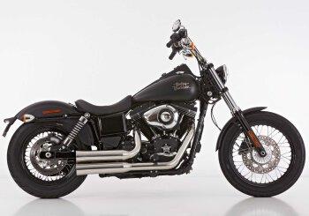 Auspuff HARLEY DAVIDSON DYNA Low Rider 2006-2009 FXDL...