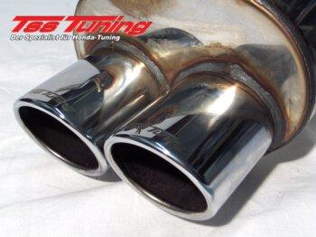Honda Civic Sport Bj. 03-05 Sportendschalldämpfer...
